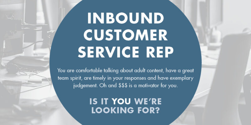 Inbound Customer Service Representative